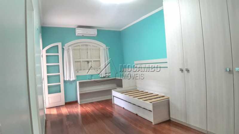 Suíte  - Casa em Condomínio 4 quartos à venda Itatiba,SP - R$ 1.200.000 - FCCN40151 - 24