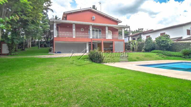 Àrea Externa - Casa em Condomínio 4 quartos à venda Itatiba,SP - R$ 1.200.000 - FCCN40151 - 27