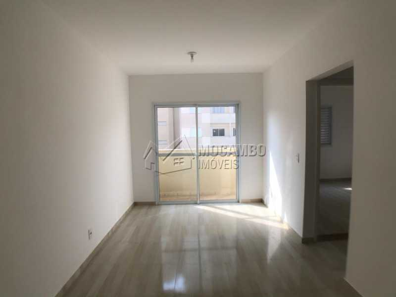 Sala / Varanda - Apartamento 2 Quartos À Venda Itatiba,SP - R$ 181.000 - FCAP21061 - 3