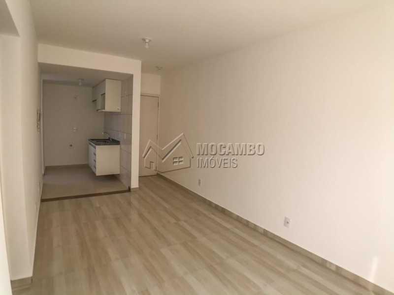 Sala / Cozinha - Apartamento 2 Quartos À Venda Itatiba,SP - R$ 181.000 - FCAP21061 - 4