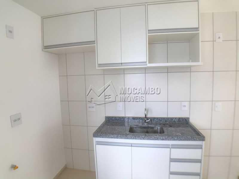 Cozinha - Apartamento 2 Quartos À Venda Itatiba,SP - R$ 181.000 - FCAP21061 - 5