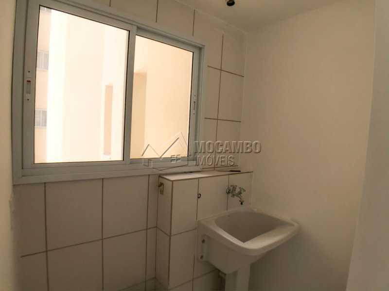 Lavanderia - Apartamento 2 Quartos À Venda Itatiba,SP - R$ 159.500 - FCAP21062 - 9