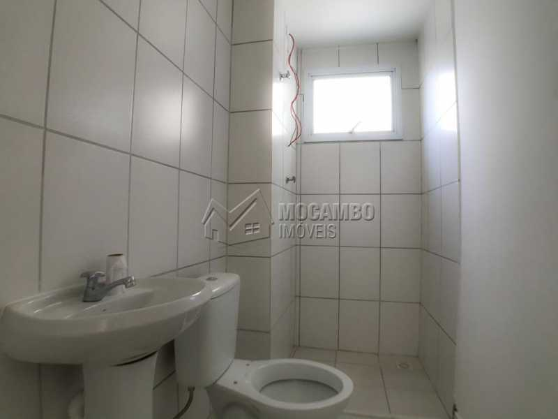 Banheiro - Apartamento 2 Quartos À Venda Itatiba,SP - R$ 159.500 - FCAP21062 - 8