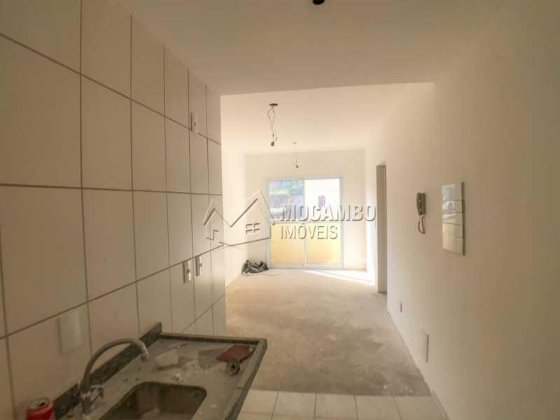 Cozinha - Apartamento 2 Quartos À Venda Itatiba,SP - R$ 159.500 - FCAP21062 - 4