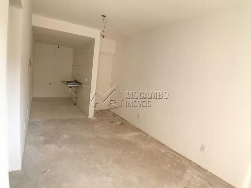Sala / Cozinha - Apartamento 2 Quartos À Venda Itatiba,SP - R$ 159.500 - FCAP21062 - 3