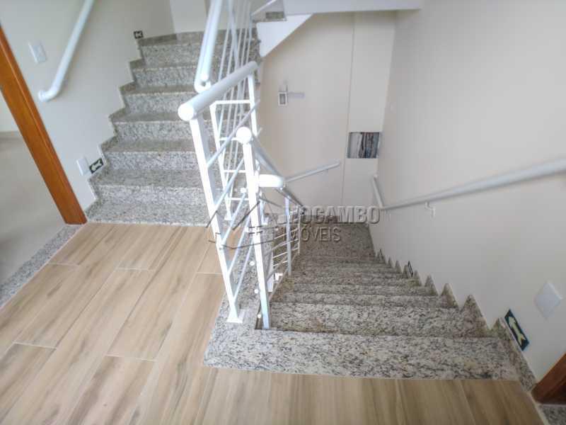 Escada interna - Apartamento 3 quartos à venda Itatiba,SP - R$ 238.000 - FCAP30543 - 3