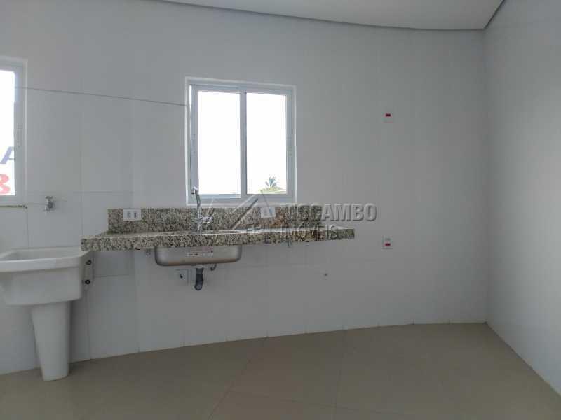 Cozinha - Apartamento 3 quartos à venda Itatiba,SP - R$ 238.000 - FCAP30543 - 6