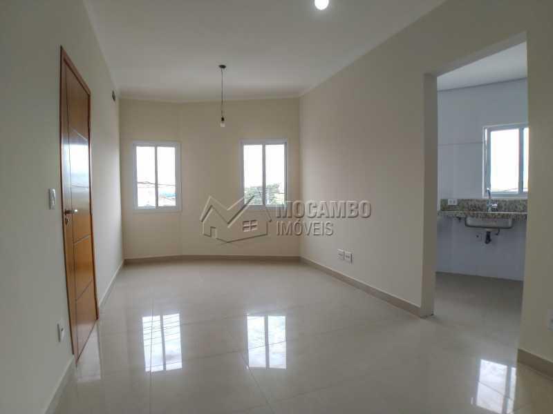Sala - Apartamento 3 quartos à venda Itatiba,SP - R$ 238.000 - FCAP30543 - 4