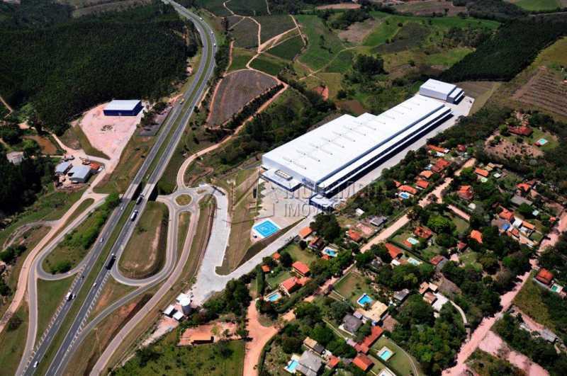Vista Aérea - Galpão 3415m² Para Alugar Itatiba,SP - R$ 71.731 - FCGA00172 - 6