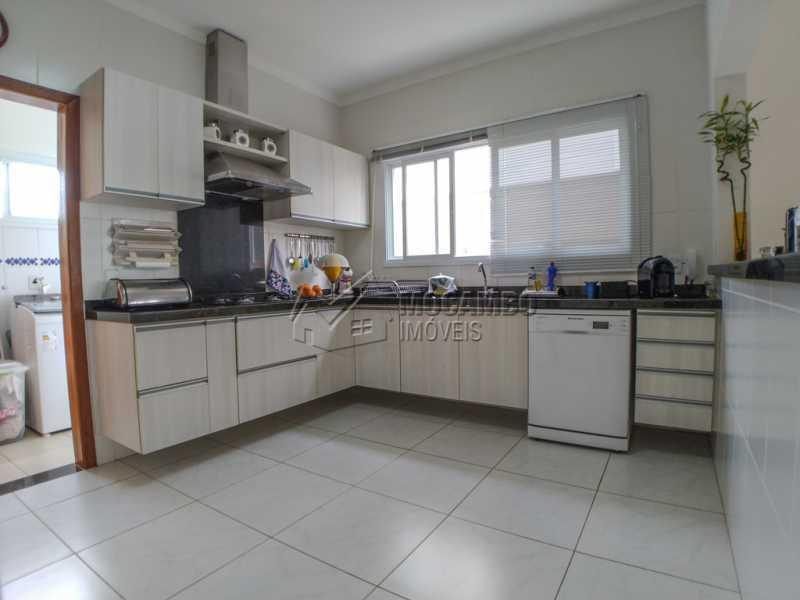 Cozinha - Casa em Condomínio 3 Quartos À Venda Itatiba,SP - R$ 660.000 - FCCN30442 - 9