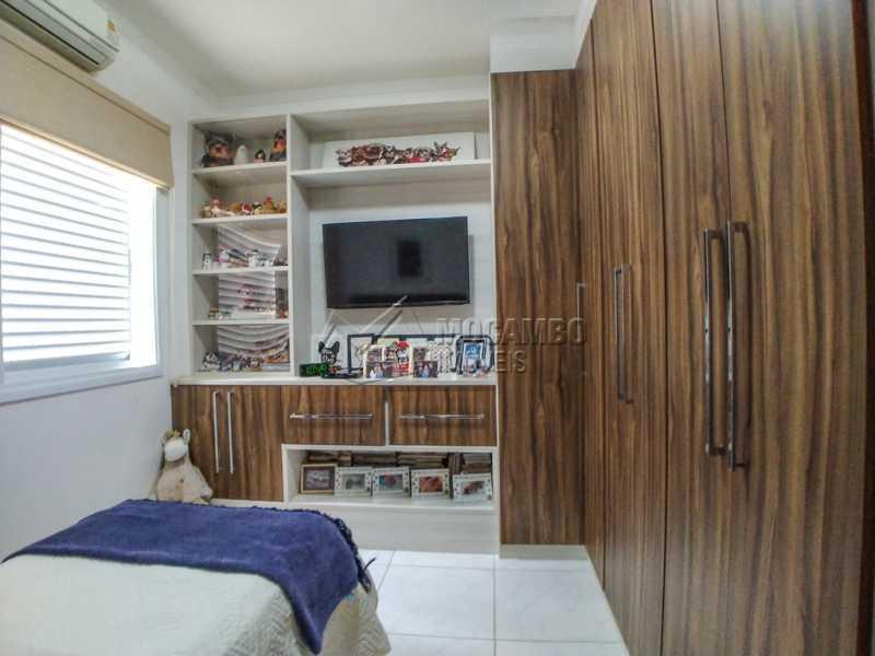 Dormitório - Casa em Condomínio 3 Quartos À Venda Itatiba,SP - R$ 660.000 - FCCN30442 - 12
