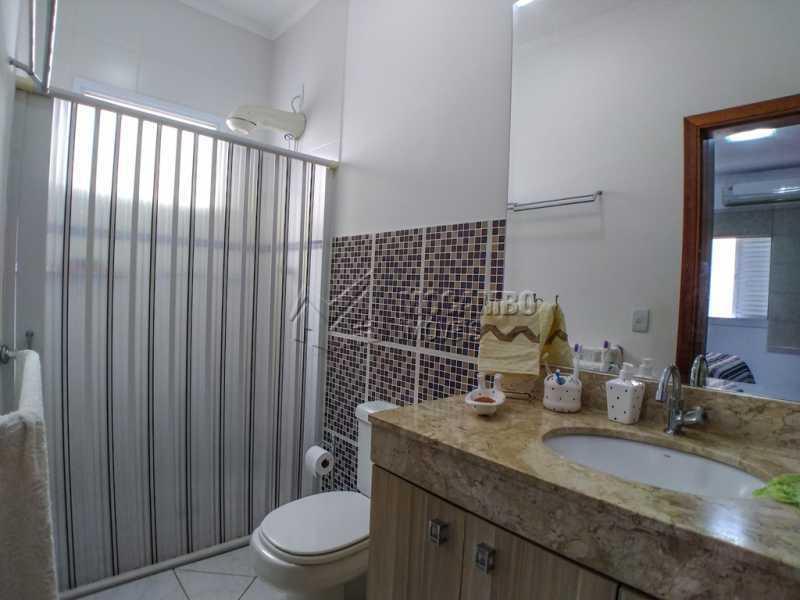 Banheiro Suíte - Casa em Condomínio 3 Quartos À Venda Itatiba,SP - R$ 660.000 - FCCN30442 - 18