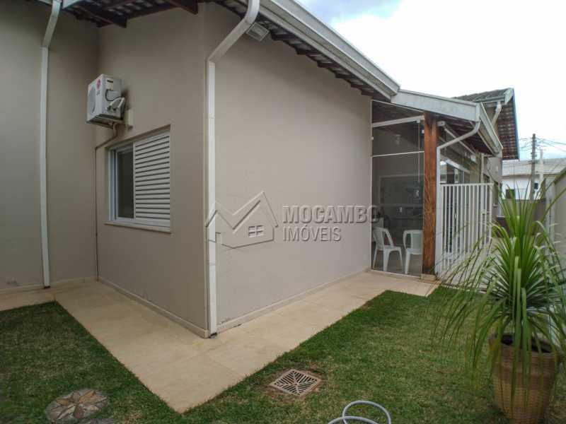 Fundos - Casa em Condomínio 3 Quartos À Venda Itatiba,SP - R$ 660.000 - FCCN30442 - 21