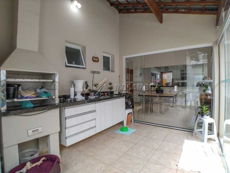 Areagourmet - Casa em Condomínio 3 Quartos À Venda Itatiba,SP - R$ 660.000 - FCCN30442 - 20