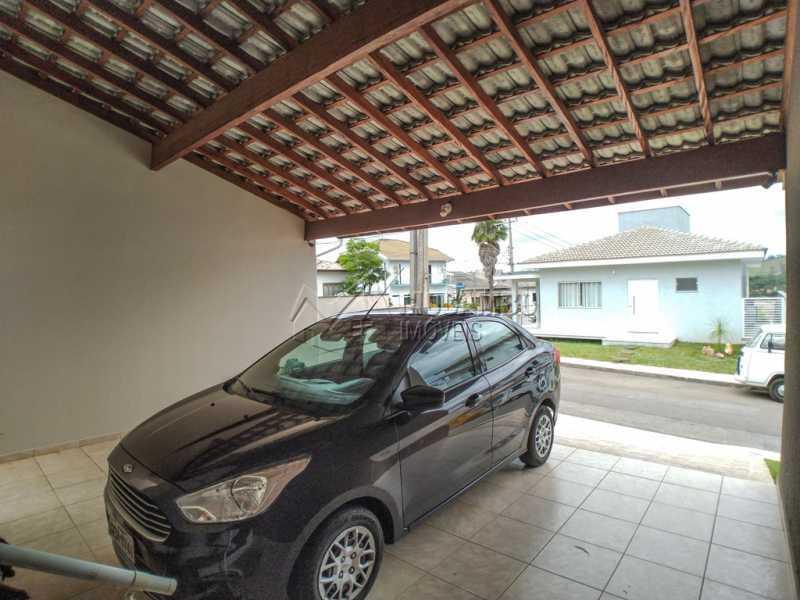 Garagem - Casa em Condomínio 3 Quartos À Venda Itatiba,SP - R$ 660.000 - FCCN30442 - 4