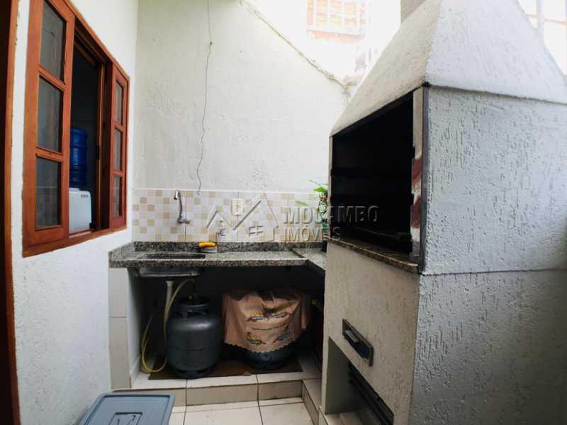 Churrasqueira - Casa 2 quartos à venda Itatiba,SP - R$ 350.000 - FCCA21304 - 8
