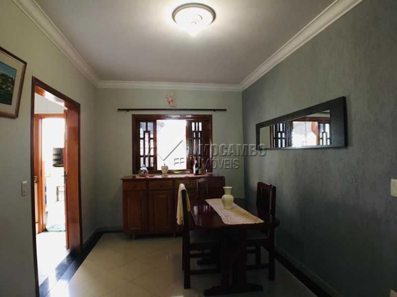 Sala de jantar - Casa 2 quartos à venda Itatiba,SP - R$ 350.000 - FCCA21304 - 3