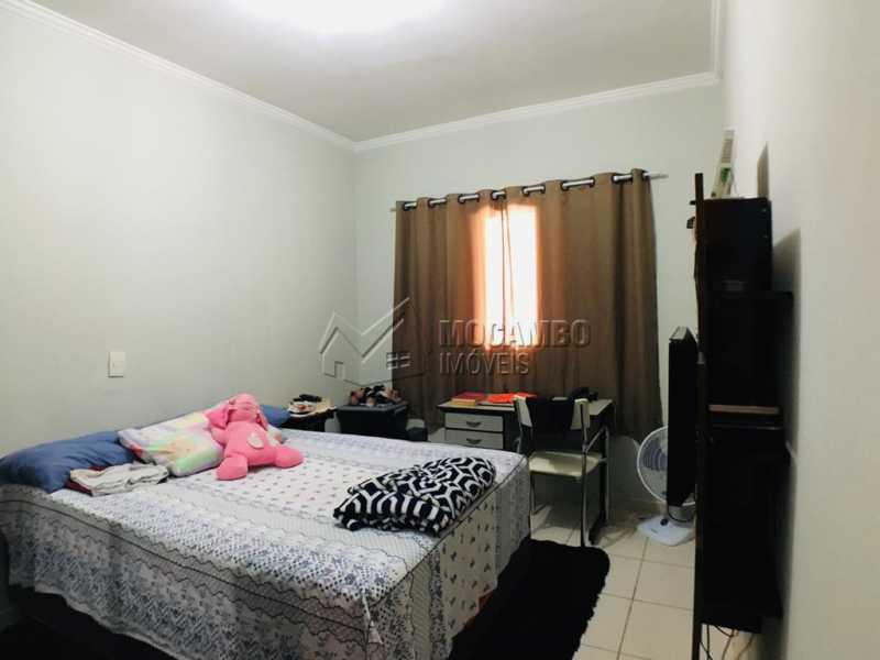 Dormitório - Casa 2 quartos à venda Itatiba,SP - R$ 350.000 - FCCA21304 - 4