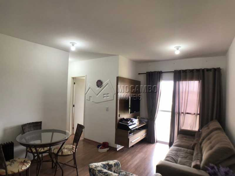 Sala de Jantar. - Apartamento 2 quartos à venda Itatiba,SP - R$ 240.000 - FCAP21064 - 3