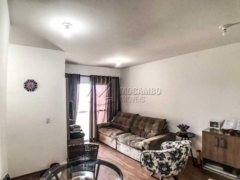 Sala. - Apartamento 2 quartos à venda Itatiba,SP - R$ 240.000 - FCAP21064 - 1