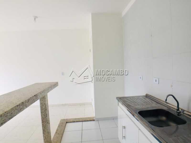 Cozinha  - Apartamento 2 Quartos À Venda Itatiba,SP - R$ 235.000 - FCAP21065 - 3