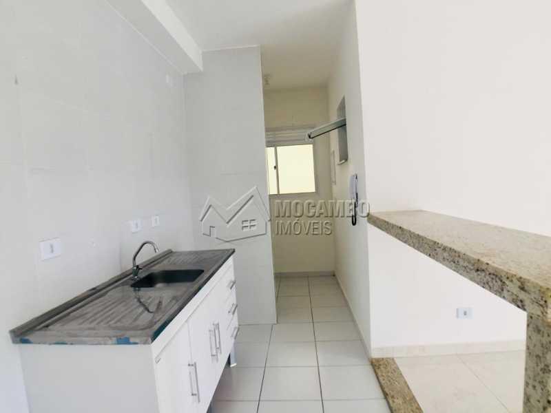 Cozinha - Apartamento 2 Quartos À Venda Itatiba,SP - R$ 235.000 - FCAP21065 - 1
