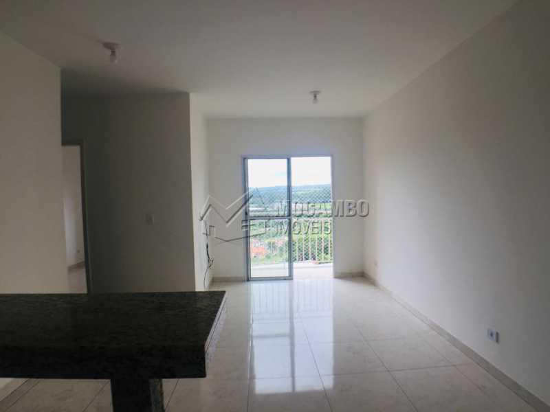 Sala  - Apartamento 2 Quartos À Venda Itatiba,SP - R$ 235.000 - FCAP21065 - 4