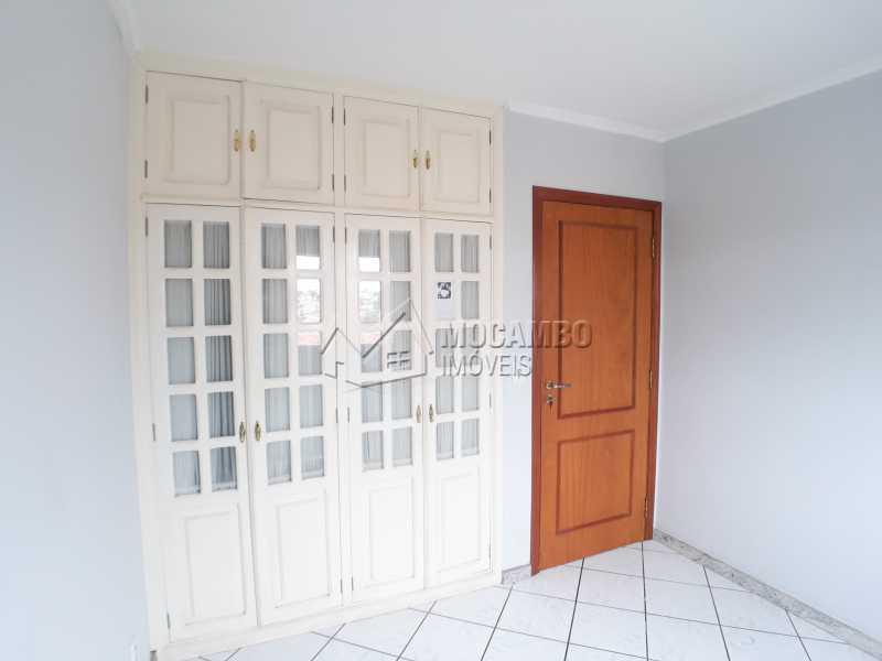 Dormitório 01 - Apartamento Residencial Beija-Flor - Condomínio A , Itatiba, Residencial Beija Flor, SP Para Alugar, 2 Quartos, 55m² - FCAP21066 - 6