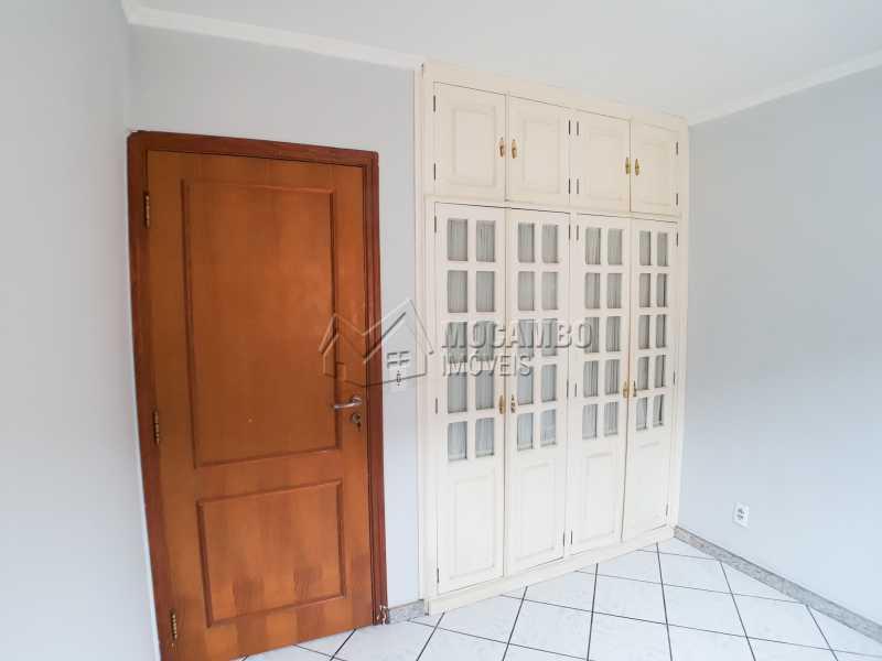 Dormitório 02 - Apartamento Residencial Beija-Flor - Condomínio A , Itatiba, Residencial Beija Flor, SP Para Alugar, 2 Quartos, 55m² - FCAP21066 - 7