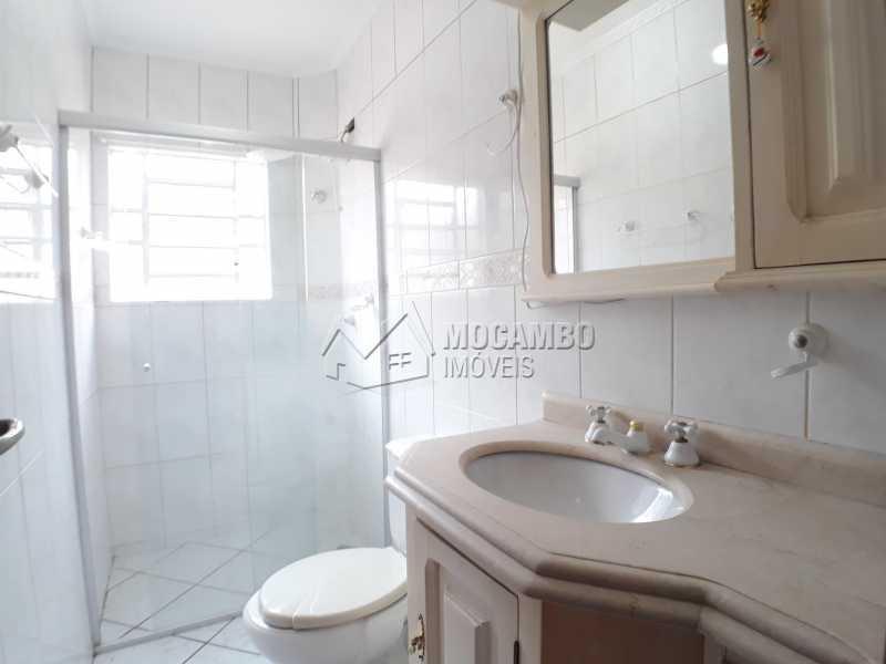 Banheiro  - Apartamento Residencial Beija-Flor - Condomínio A , Itatiba, Residencial Beija Flor, SP Para Alugar, 2 Quartos, 55m² - FCAP21066 - 8
