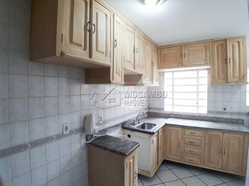 Cozinha  - Apartamento Residencial Beija-Flor - Condomínio A , Itatiba, Residencial Beija Flor, SP Para Alugar, 2 Quartos, 55m² - FCAP21066 - 1