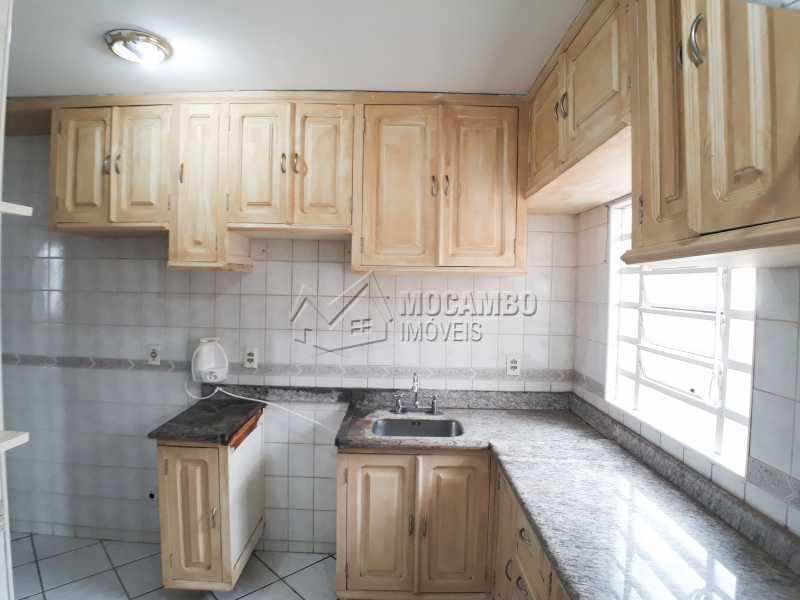 Cozinha - Apartamento Residencial Beija-Flor - Condomínio A , Itatiba, Residencial Beija Flor, SP Para Alugar, 2 Quartos, 55m² - FCAP21066 - 3