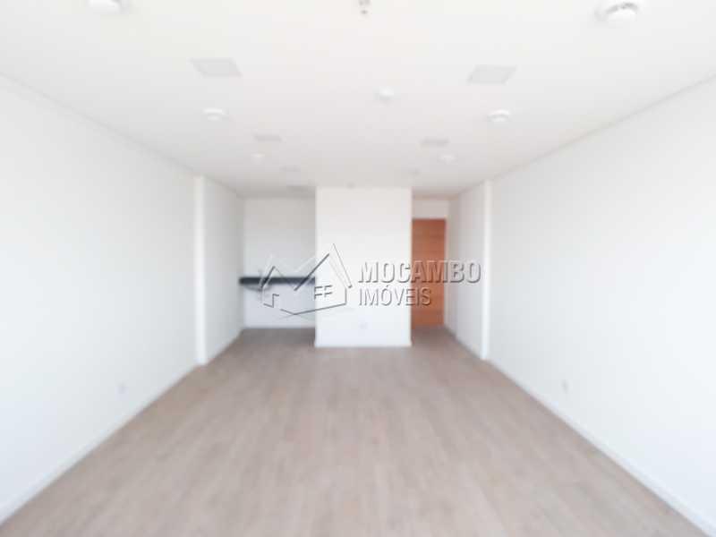 Sala  - Sala Comercial Condomínio Edifício Praxx Itatiba, Itatiba, Vila Brasileira, SP Para Alugar, 36m² - FCSL00220 - 1