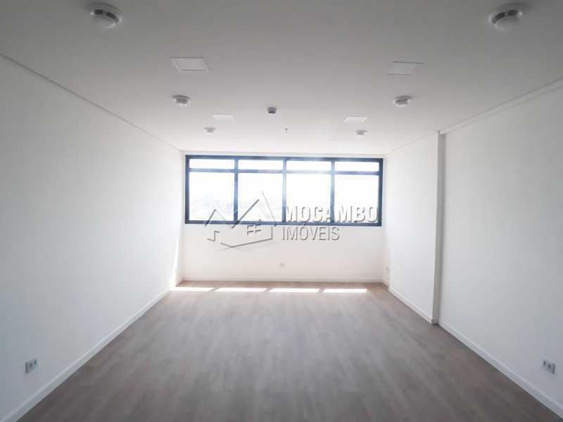 Sala - Sala Comercial Condomínio Edifício Praxx Itatiba, Itatiba, Vila Brasileira, SP Para Alugar, 36m² - FCSL00220 - 3