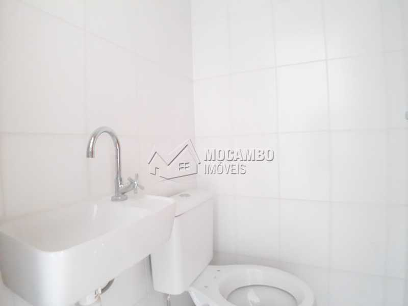 Lavabo - Sala Comercial 36m² para alugar Itatiba,SP - R$ 1.200 - FCSL00220 - 5