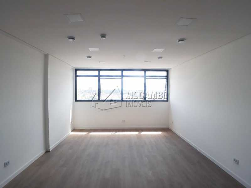 Sala - Sala Comercial Condomínio Edifício Praxx Itatiba, Itatiba, Vila Brasileira, SP Para Alugar, 36m² - FCSL00221 - 3