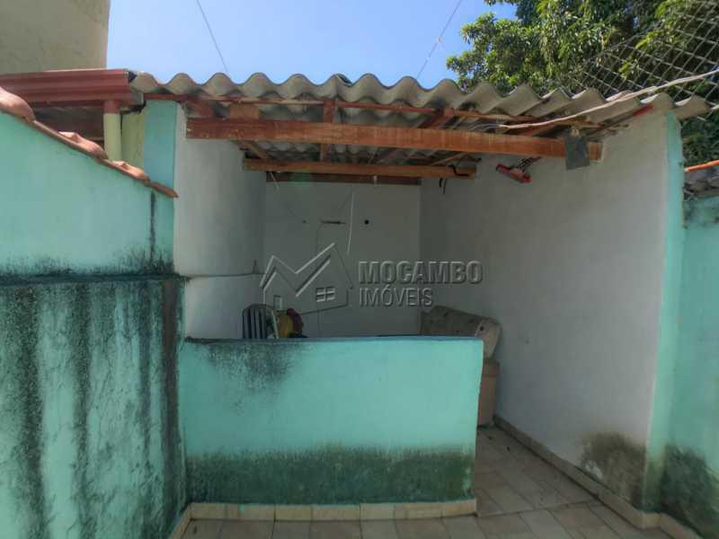 Quintal - Casa 2 quartos à venda Itatiba,SP - R$ 250.000 - FCCA21305 - 12