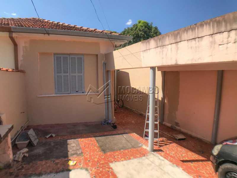 Frente - Casa 2 quartos à venda Itatiba,SP - R$ 250.000 - FCCA21305 - 11