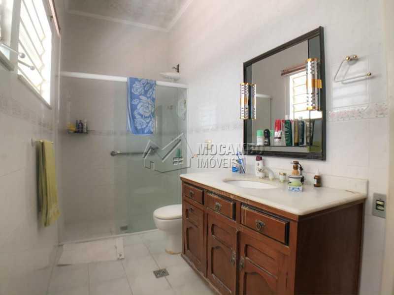 Banheiro Suíte - Casa 5 quartos à venda Itatiba,SP - R$ 1.090.000 - FCCA50022 - 11