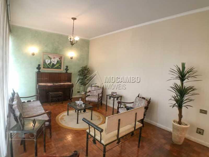 Sala de Visitas - Casa 5 quartos à venda Itatiba,SP - R$ 1.090.000 - FCCA50022 - 5