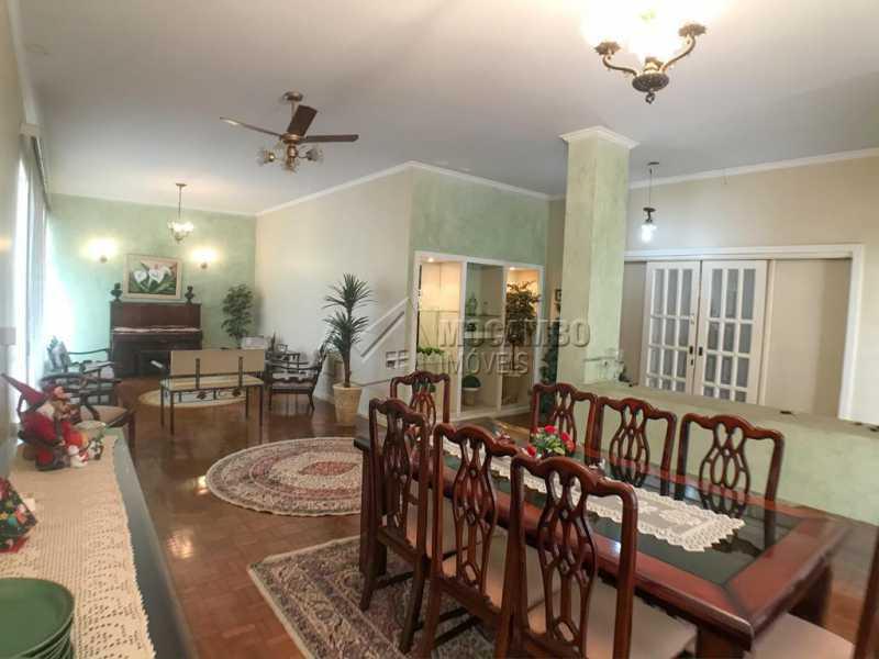 Sala - Casa 5 quartos à venda Itatiba,SP - R$ 1.090.000 - FCCA50022 - 1