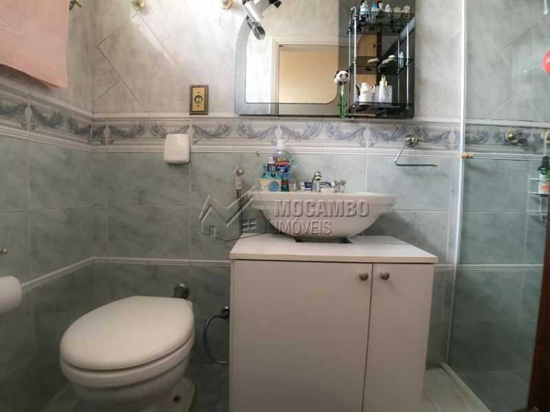 Banheiro Social - Casa 5 quartos à venda Itatiba,SP - R$ 1.090.000 - FCCA50022 - 8