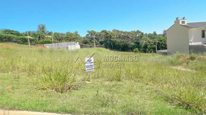 Terreno - Terreno 300m² à venda Itatiba,SP - R$ 190.000 - FCUF01316 - 5