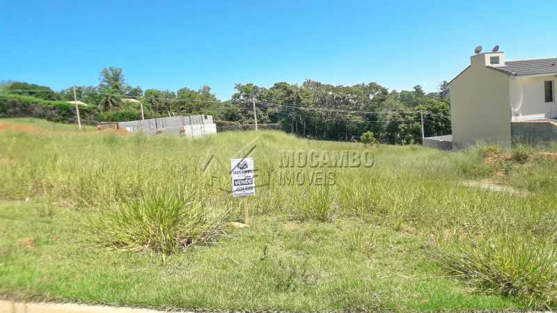Terreno - Terreno 300m² à venda Itatiba,SP - R$ 190.000 - FCUF01316 - 3