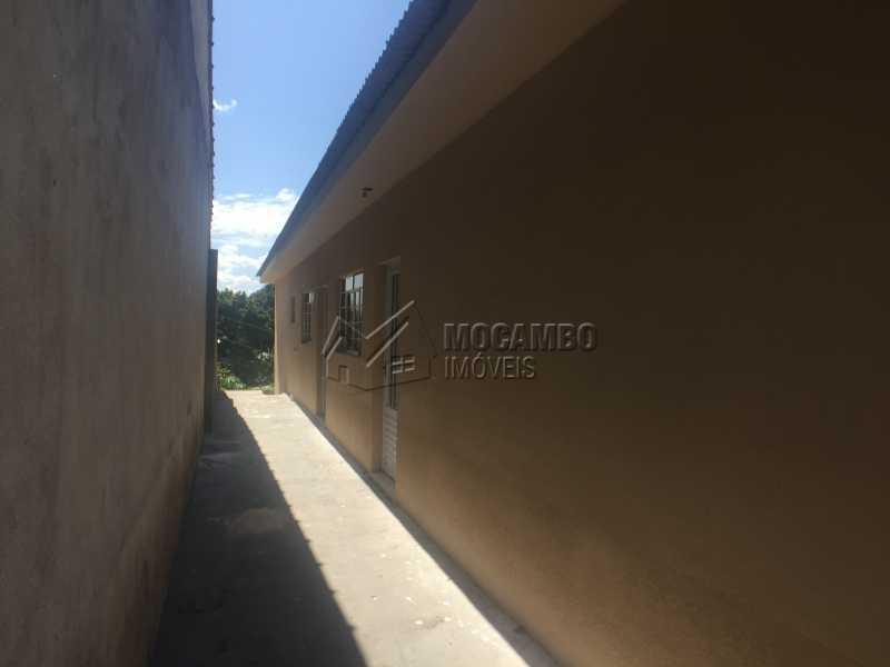 Corredor - Casa Itatiba,Jardim Virgínia,SP À Venda,2 Quartos,69m² - FCCA21306 - 5