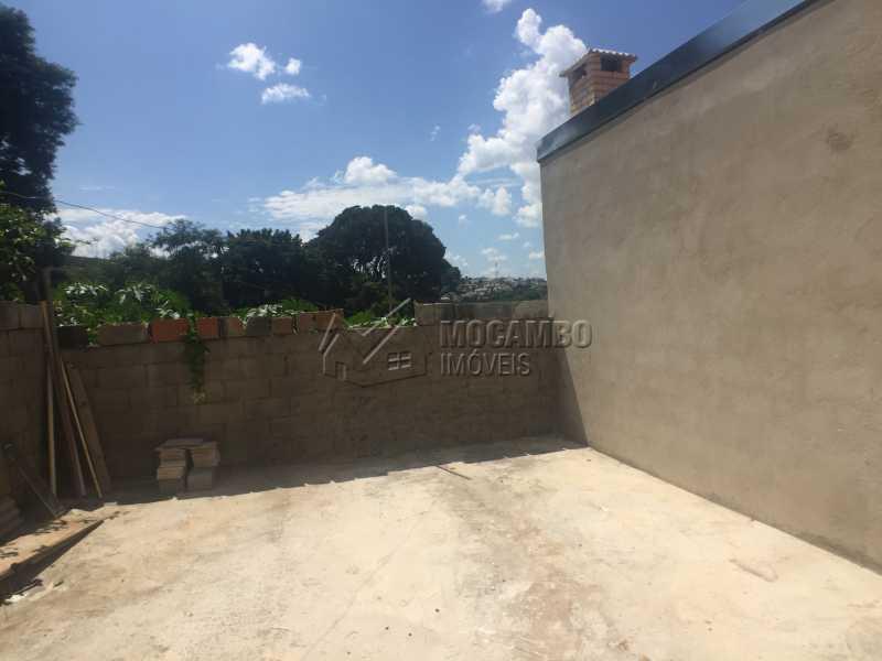 Quintal - Casa Itatiba,Jardim Virgínia,SP À Venda,2 Quartos,69m² - FCCA21306 - 11