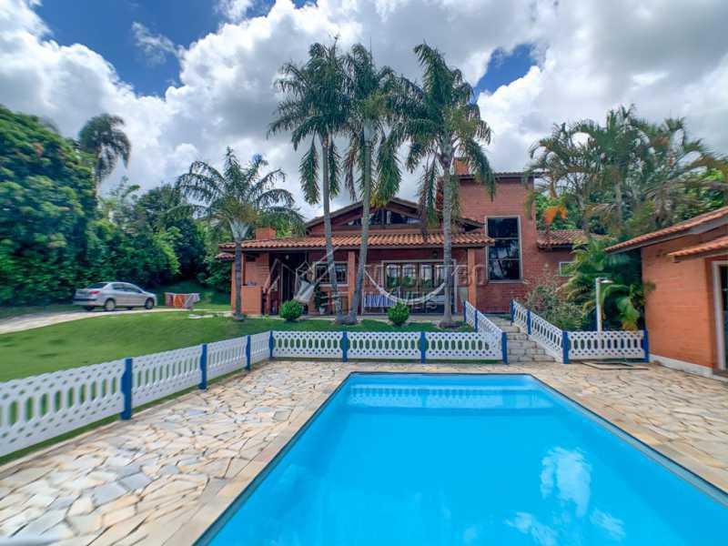 Piscina - Casa em Condomínio 5 Quartos À Venda Itatiba,SP - R$ 798.000 - FCCN50038 - 12