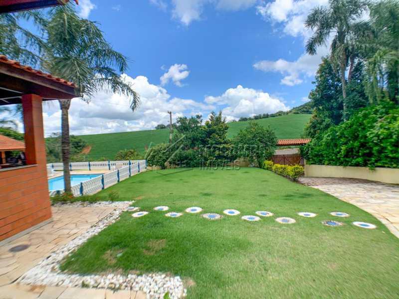 Garagem - Casa em Condomínio 5 Quartos À Venda Itatiba,SP - R$ 798.000 - FCCN50038 - 13