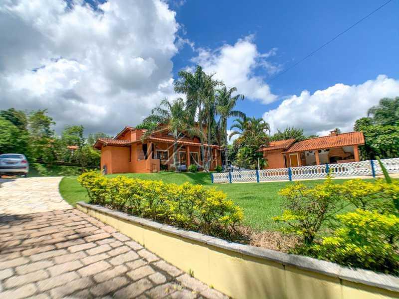 Área externa - Casa em Condomínio 5 Quartos À Venda Itatiba,SP - R$ 798.000 - FCCN50038 - 14