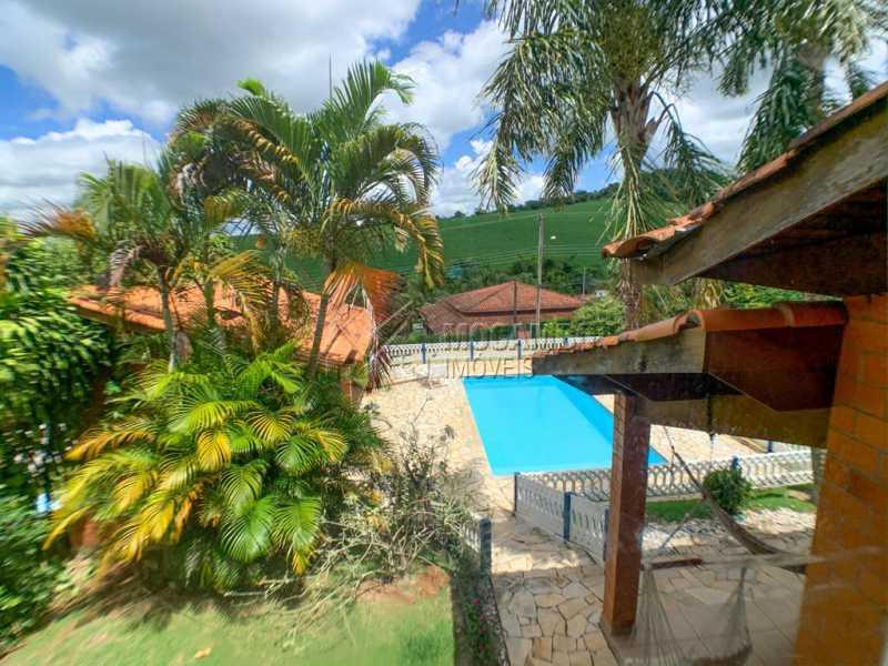 Área externa - Casa em Condomínio 5 Quartos À Venda Itatiba,SP - R$ 798.000 - FCCN50038 - 15